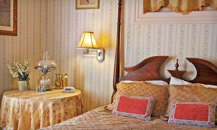 power 39 s mansion inn in auburn ca groupon getaways. Black Bedroom Furniture Sets. Home Design Ideas