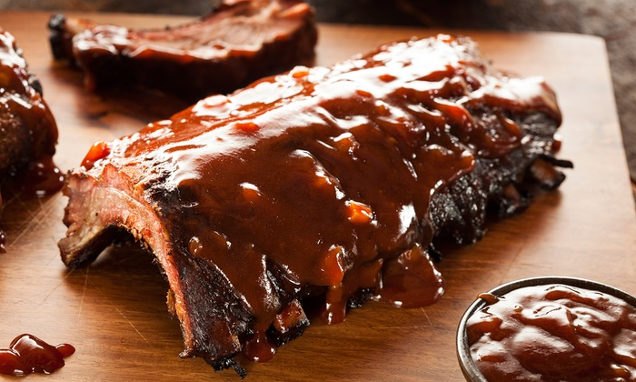 Rick's Tavern & Grille - Fairfield: Award-Winning Ribs and Burgers at Rick's Tavern & Grille (Up to 40% Off)