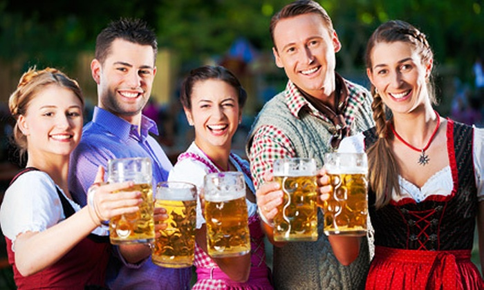 Cambridge Bavaria Haus - Newfoundland Club: Oktoberfest on October 4, 5, or 6, or All Three Days at Cambridge Bavaria Haus (Up to 52% Off)