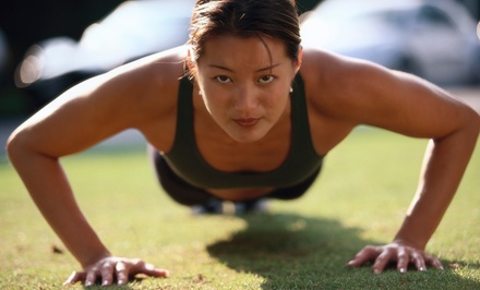 $64 for Three Months of Beginner CrossFit Classes at CrossFit Malicious ($510 Value)
