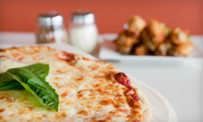 Falcone's Pizza  - El Rancho: One or Two Large Specialty Pizzas or Family-Style Pasta Meal at Falcone's Pizza  (53% Off)