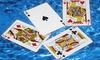 2-Pack of Waterproof Playing Cards: 2-Pack of Waterproof Playing Cards