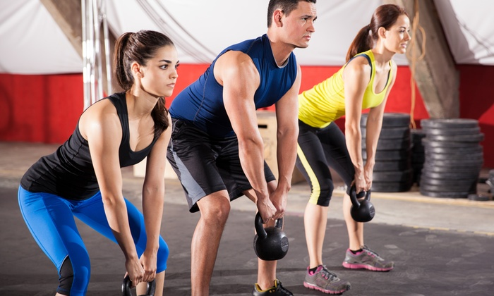 The CrossFit Squad - Downtown West Palm Beach: One Month of Unlimited Boot Camp at The CrossFit Squad (Up to 57% Off)