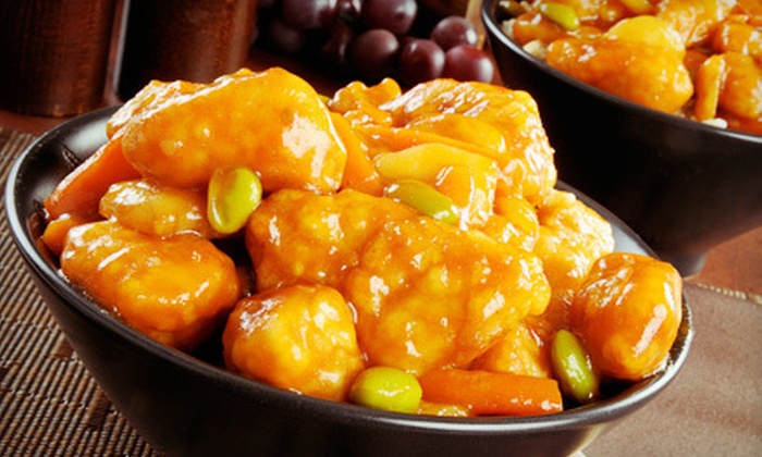 Good China - Multiple Locations: $14 for $30 Worth of Chinese Food across Two Visits at Good China