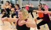 Fit Stars Studio Inc. - Inside of: Caydance Studio: 10 or 15 Specialty Fitness Classes at Fit Stars Studio Inc. (Up to 79% Off)