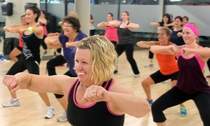 Fit Stars Studio Inc.: 10 or 15 Specialty Fitness Classes at Fit Stars Studio Inc. (Up to 79% Off)