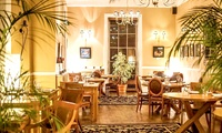 Afternoon Tea for Up to Four or Three-Course Lunch for Two at The Manor Hotel (Up to 31% Off)