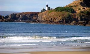 Beach-View Hotel on Oregon's Coast