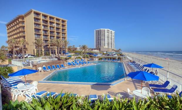 Acapulco Hotel & Resort - Daytona Beach Shores, FL: Stay at Acapulco Hotel & Resort in Daytona Beach, FL. Dates into February.