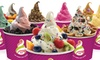 Menchie's Frozen Yogurt - Aventura - Aventura: Frozen Yogurt at Menchie's Frozen Yogurt. Two Options Available.
