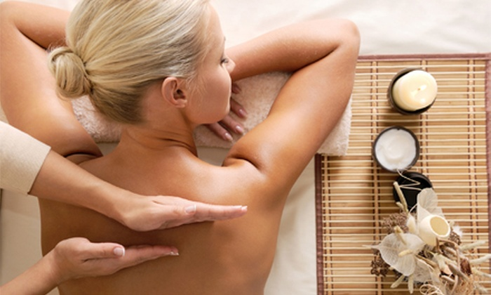 CC Medi Spa - New Albany: One or Three 60-Minute Massages with Enzyme Body Treatments at CC Medi Spa (Up to 72% Off)