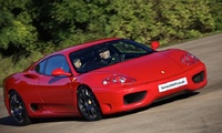 Junior Ferrari Driving Experience for One with Ferrari 360 F1 (62% Off)