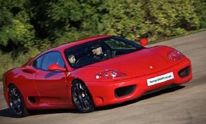 Ferrari 360 F1: Junior Ferrari Driving Experience for One with Ferrari 360 F1 (62% Off)