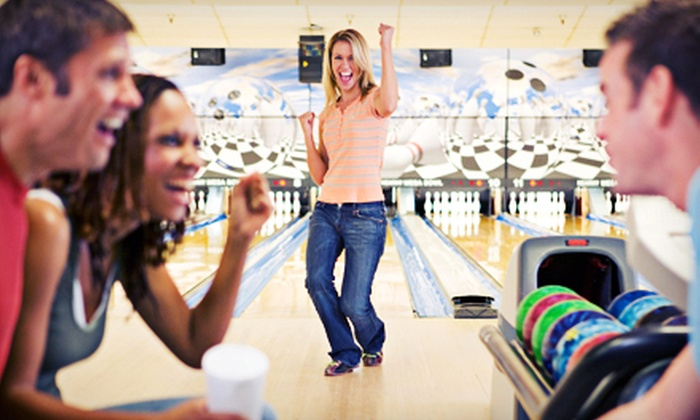 Homestead Lanes - Homestead Bowl & The X Bar: Bowling at Homestead Lanes (Up to 52% Off). Two Options Available.