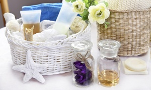 TwinChetta Creations Gifts & Novelties: Build-a-Basket Basket or Gift Basket at TwinChetta Creations Gifts & Novelties (Up to 52% Off)