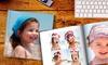 1 ou 2 livres photo personnalisables au choix