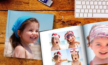 1 ou 2 livres photo 20x20 de 20, 40 ou 60 pg. avec couverture rigide sur Printerpix dès 5,99€ (jusqu'à 87% de réduction)