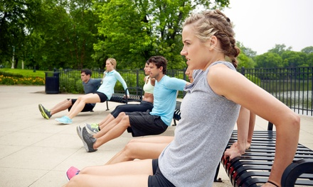 One or Two Months of Unlimited Fitness Classes at Get Fit Boot Camp (Up to 66% Off)