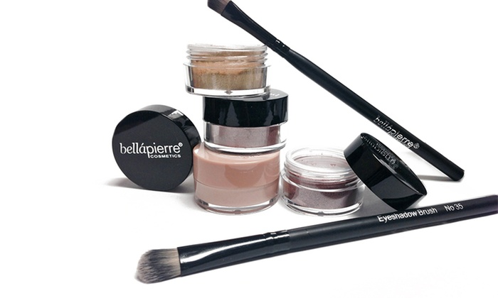 Bellapierre Cosmetics Get the Look Eye-Makeup Kit in Pretty Woman | Groupon