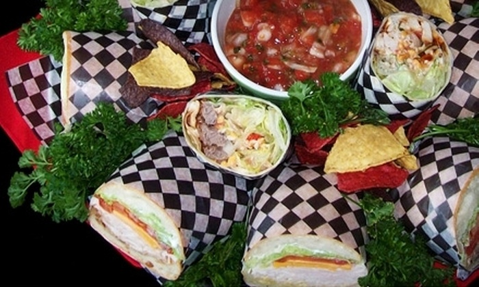 Hot Tommy's - South Poplar: Southwestern Food for Two or Four at Hot Tommy's (Half Off)