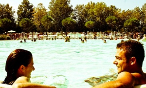 PERLE D'ACQUA PARK: Ingresso giornaliero per 2 persone al Perle d'Acqua Park di Riccione (sconto fino a 44%)