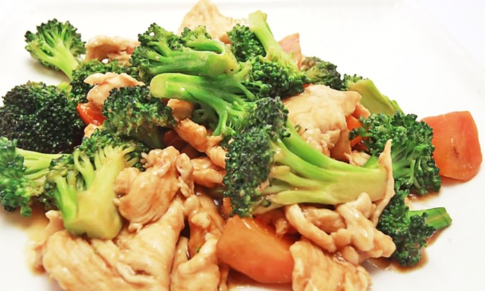 Fulin's Asian Cuisine - Knoxville - Knoxville: Asian Cuisine for Lunch or Dinner at Fulin's Asian Cuisine (50% Off)