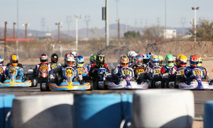 Musselman Honda Circuit - Tucson: Two Fast-Kart Races or a Race School Program at Musselman Honda Circuit (Up to 65% Off). Four Options Available.