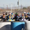 Up to 65% Off Fast-Kart Racing or Race School