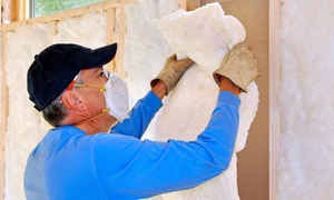 Barrier Insulation,inc: $50 for $100 Worth of Insulation Installation — Barrier Insulation