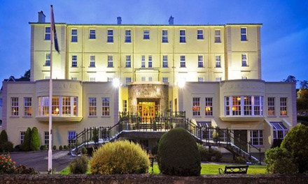 Co. Sligo: 2 Nights for Two with Full Irish Breakfast, Dinner and Wine at Sligo Southern Hotel