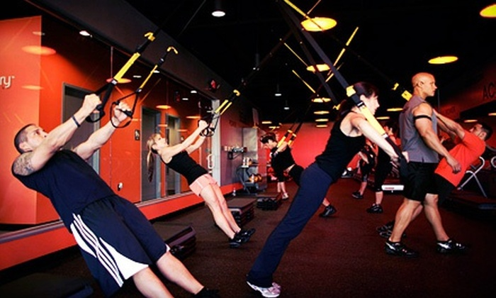 Orangetheory Fitness in Boca Raton - Boca Raton: 4 or 10 Group Interval-Training Classes at Orangetheory Fitness in Boca Raton (Up to 71% Off)