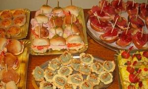 Alma Catering Rosario: Desde $389 por catering salado para 10, 20 o 30 personas en Alma Catering