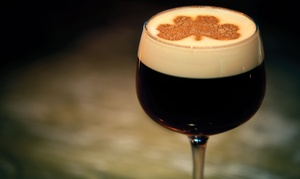 Coffee Culture: Irish Coffee Class for One or Two at Coffee Culture (Up to 41% Off)