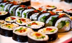 Kitchenette Restaurant: $18 for $35 Worth of Sushi and Asian Cuisine at Kitchenette