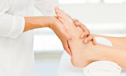 image for Lanula Podiatry: Laser Nail Fungus Treatment from £75 at Footmech Podiatry (Up to 52% Off)