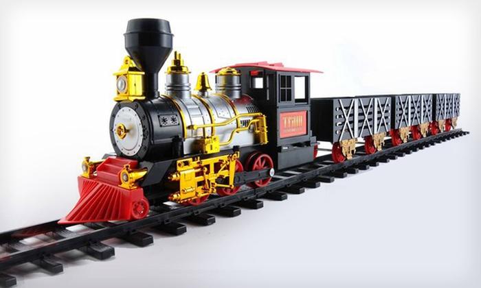 MOTA Classical Train Set: $29 for a MOTA Premium Classical Train Set ($69.99 List Price). Free Shipping.