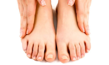 $149 for a Laser Toenail-Fungus Treatment for 10 Toes at Primera Podiatry, Laser & Foot Spa ($799 Value)