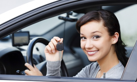 Course at Defensive Driving School (Up to 74% Off). Three Options Available.
