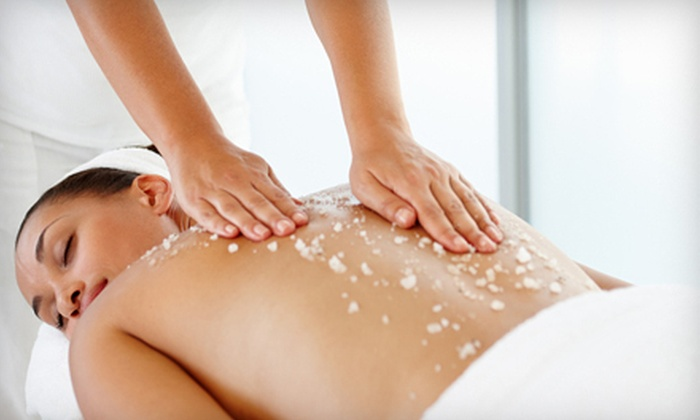 Bella Vita Studio & Spa  - Northland: One, Two, or Three 70-Minute Body Scrubs at Bella Vita Studio & Spa in Liberty (Up to 54% Off)