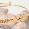 Adjustable Personalized Name Bangle (Up to 90% Off)