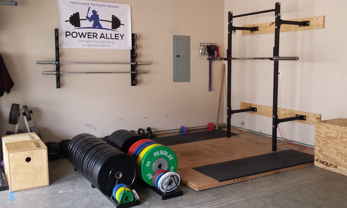 Power Alley Strength & Conditioning - Mooresville: $22 for $65 Worth of Products — Power Alley Strength & Conditioning