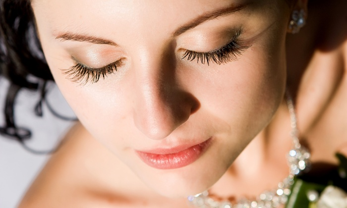 Luxury Lashes by Sharron Nicklas - Phoenix: Full Set of Xtreme Eyelash Extensions with Option of Refill at Luxury Lashes by Sharron Nicklas (Up to 63% Off)