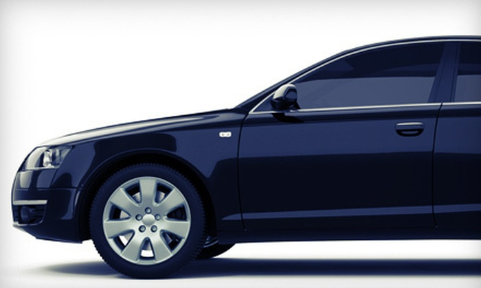 Ziebart Rochester - Multiple Locations: Automotive Tinting With Aquapel Treatment for Two or Five Windows (Up to 66% Off)