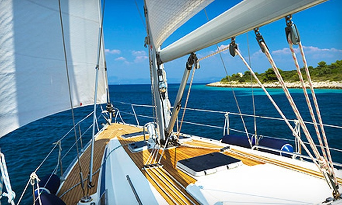 SeaBreeze Charter - Central Chicago: Two-Hour BYOB Private Sailing Trip for Up to Six on Weekdays or Weekends from SeaBreeze Charter (Half Off)