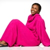 $9.99 for a Snuggie Beach Towel in Pink