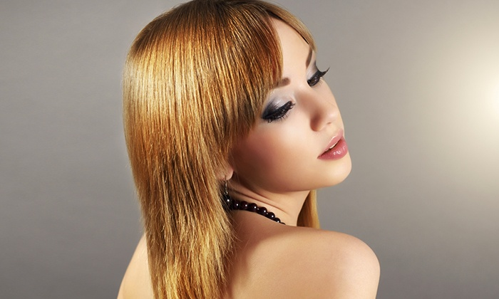 Japanese Hair Straightening Glimmer By Georgie Groupon