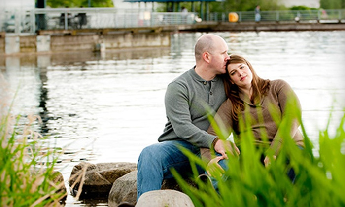"""The Royal Squirrel Photography - Cascade-Fairwood: $59 for a 60-Minute Photo Shoot with One 8""""x10"""" and One 5""""x7"""" Print at The Royal Squirrel Photography ($190 Value)"""