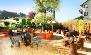 1-night Stay With Champagne And Winery Passes At West Sonoma Inn & Spa In California