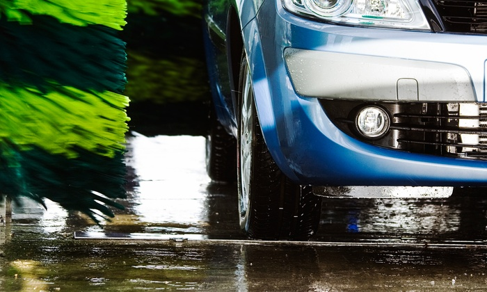 Carolina Auto Spa - Multiple Locations: $19.98 for Three Groupons, Each Good for One Express Car Wash at Carolina Auto Spa ($45 Total Value)