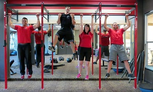 $19.99 For A One-month Vip Membership At Powerhouse Gym Downtown Santa Rosa ($145 Value)
